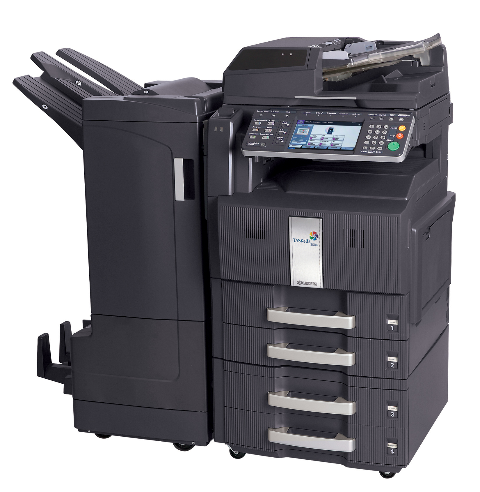 Kyocera Copiers | Commercial Business Machines
